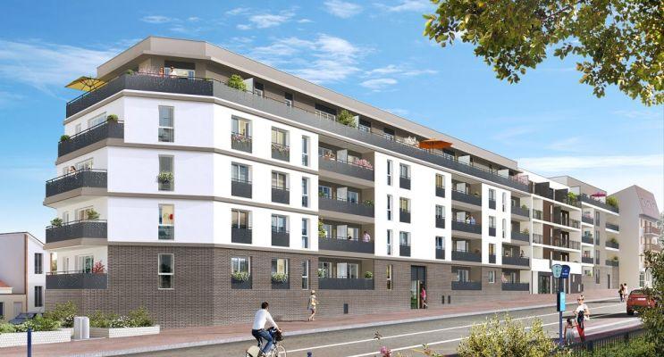 Photo du Résidence «  n°215760 » programme immobilier neuf en Loi Pinel à Drancy