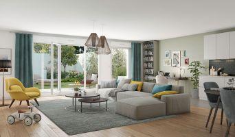 Résidence « Drancy Centre » programme immobilier neuf en Loi Pinel à Drancy