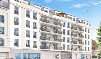 Résidence « En Aparté » programme immobilier neuf en Loi Pinel à Drancy n°1