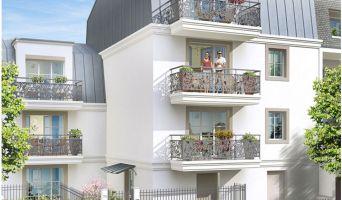 Résidence « En Aparté » programme immobilier neuf en Loi Pinel à Drancy n°2
