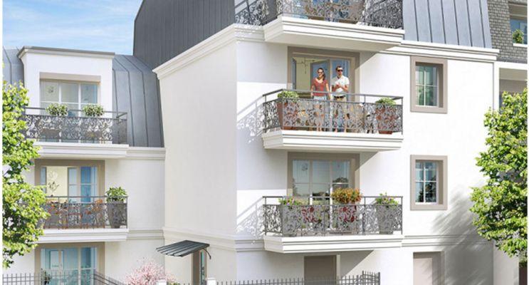 Photo n°2 du Résidence neuf « En Aparté »