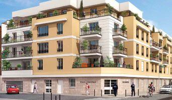 Photo du Résidence «  n°214138 » programme immobilier neuf en Loi Pinel à Drancy