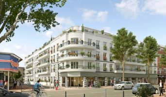 Résidence « Helios » programme immobilier neuf en Loi Pinel à Drancy n°1