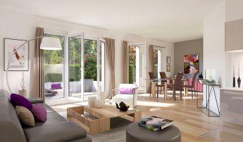 Résidence « Helios » programme immobilier neuf en Loi Pinel à Drancy n°2