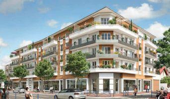 Résidence « Horizons » programme immobilier neuf en Loi Pinel à Drancy n°1