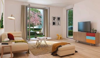 Résidence « Horizons » programme immobilier neuf en Loi Pinel à Drancy n°3