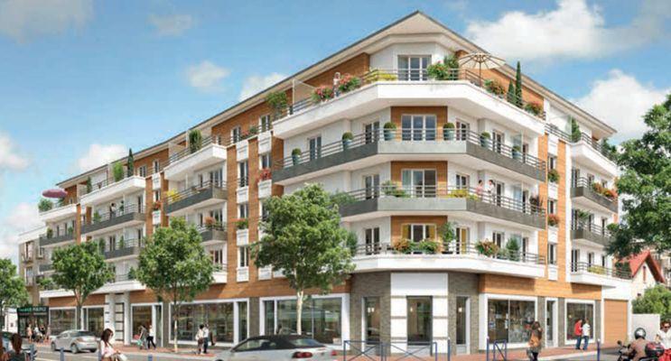 Photo du Résidence « Horizons » programme immobilier neuf en Loi Pinel à Drancy