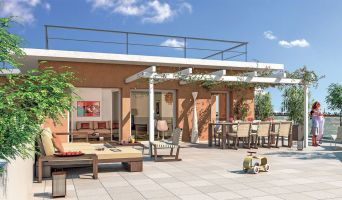 Résidence « Place Des Arts » programme immobilier neuf en Loi Pinel à Drancy n°2