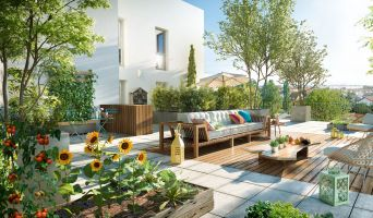 Photo du Résidence « Terra Azzurra » programme immobilier neuf en Loi Pinel à Drancy