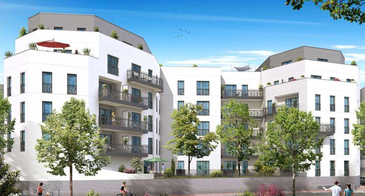 Résidence « Villa En Scène » programme immobilier neuf en Loi Pinel à Drancy n°1