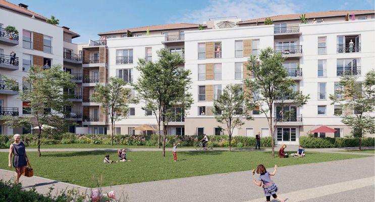 Photo n°1 du Résidence « Les Exclusives » programme immobilier neuf en Loi Pinel à Dugny