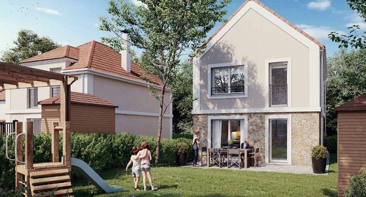 Photo n°3 du Résidence « Les Exclusives » programme immobilier neuf en Loi Pinel à Dugny