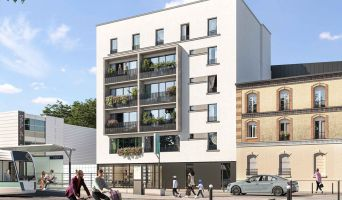 Épinay-sur-Seine programme immobilier neuf « L'Atelier des Lumières » en Loi Pinel