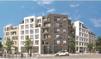 Photo du Résidence « Le 109 Paris » programme immobilier neuf en Loi Pinel à Épinay-sur-Seine