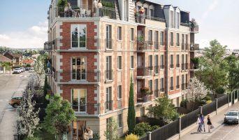 Gagny : programme immobilier neuf « Allure » en Loi Pinel