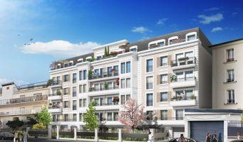 Photo du Résidence « Andréa » programme immobilier neuf en Loi Pinel à Gagny