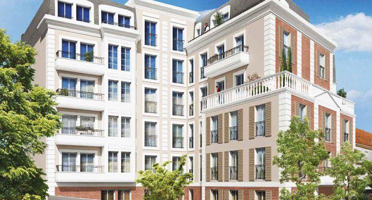 Résidence « Andréa » programme immobilier neuf en Loi Pinel à Gagny n°2