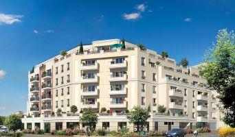 Gagny : programme immobilier neuf « Embellia » en Loi Pinel