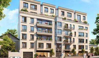 Résidence « Mozaïk » programme immobilier neuf en Loi Pinel à Gagny n°1