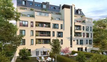 Résidence « Mozaïk » programme immobilier neuf en Loi Pinel à Gagny n°2