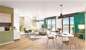 Résidence « Mozaïk » programme immobilier neuf en Loi Pinel à Gagny n°3