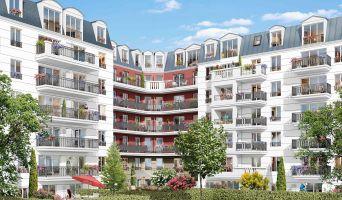 Gagny programme immobilier neuve « Parenthèse Citadine 2 »  (2)