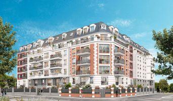 Résidence « Parenthèse Citadine » programme immobilier neuf en Loi Pinel à Gagny n°2