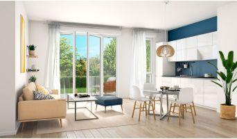 Résidence « Parenthèse Citadine » programme immobilier neuf en Loi Pinel à Gagny n°3