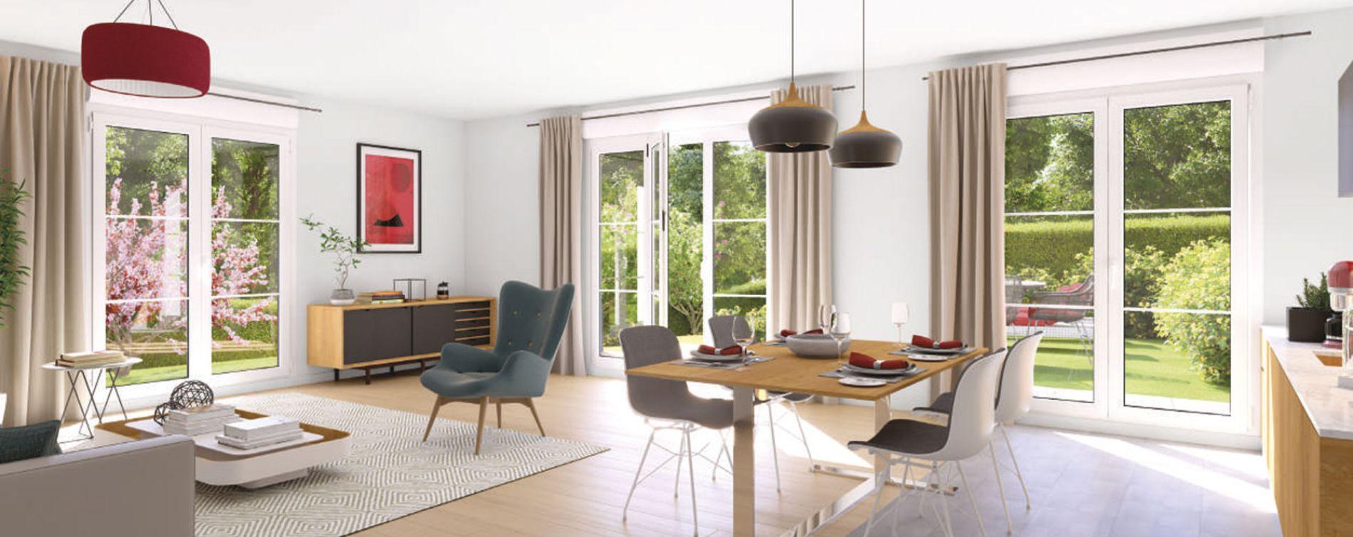 Gagny : programme immobilier neuve « Symphonie » (3)