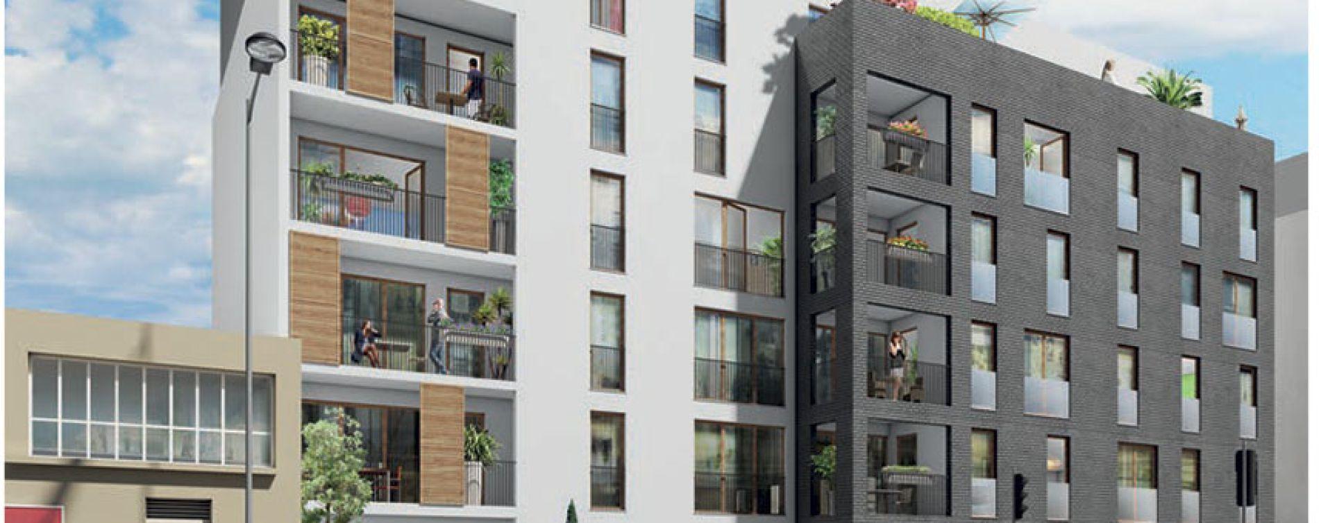 La Courneuve : programme immobilier neuve « Programme immobilier n°214239 »