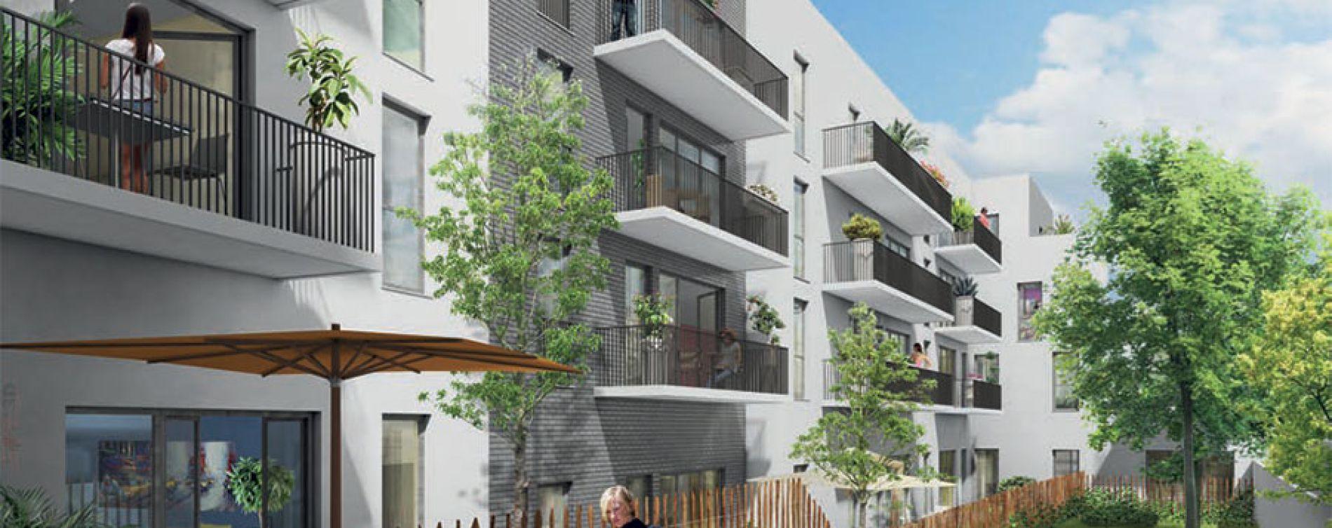 La Courneuve : programme immobilier neuve « Programme immobilier n°214239 » (3)