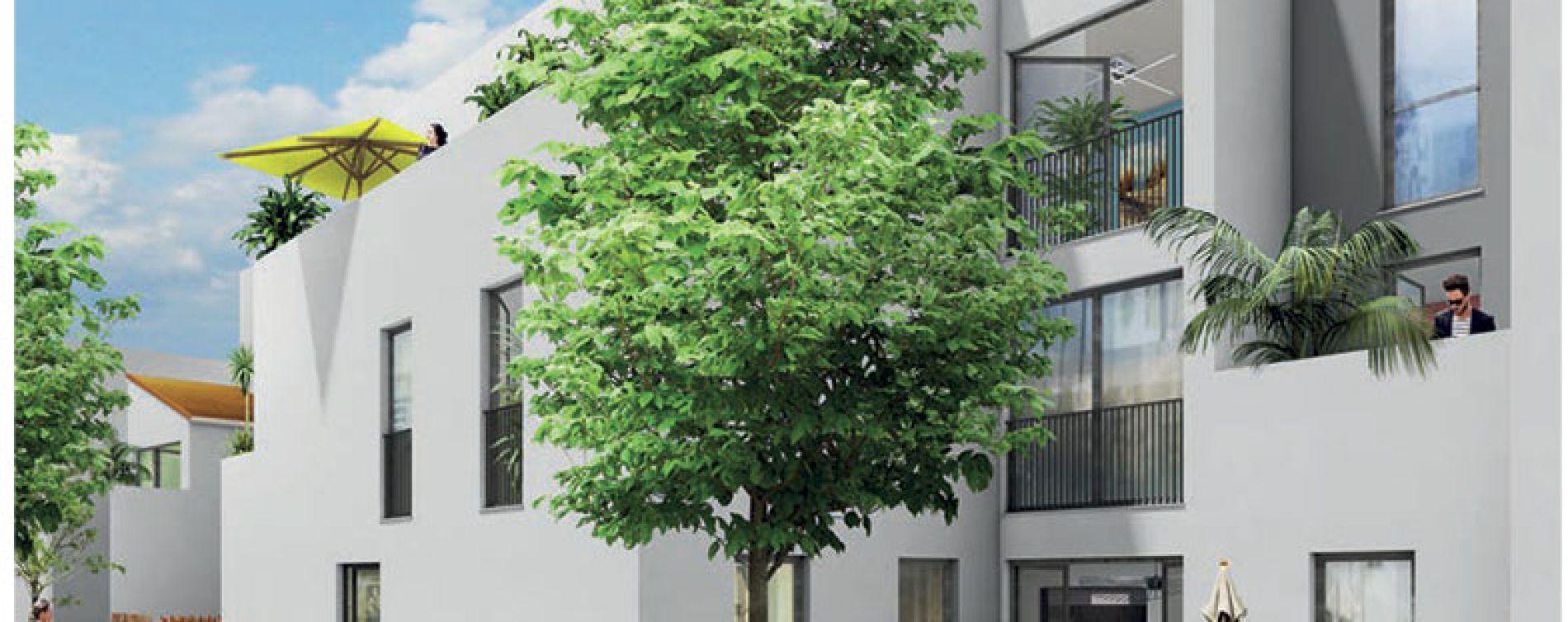 La Courneuve : programme immobilier neuve « Programme immobilier n°214239 » (4)