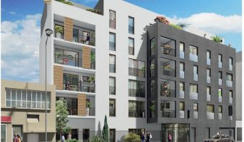Photo du Résidence «  n°214239 » programme immobilier neuf à La Courneuve