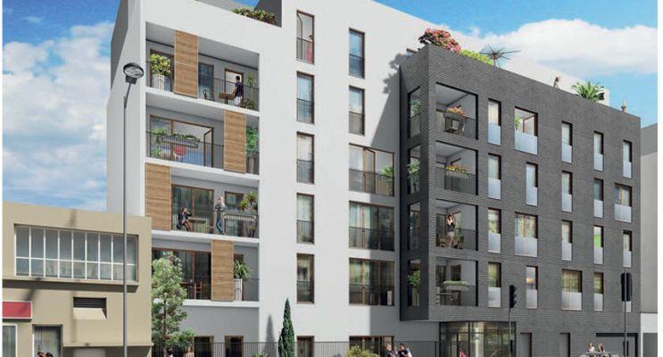 Photo du Résidence «  n°214239 » programme immobilier neuf en Loi Pinel à La Courneuve