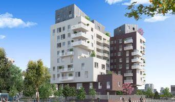 Photo du Résidence « Panorama La Courneuve » programme immobilier neuf en Loi Pinel à La Courneuve