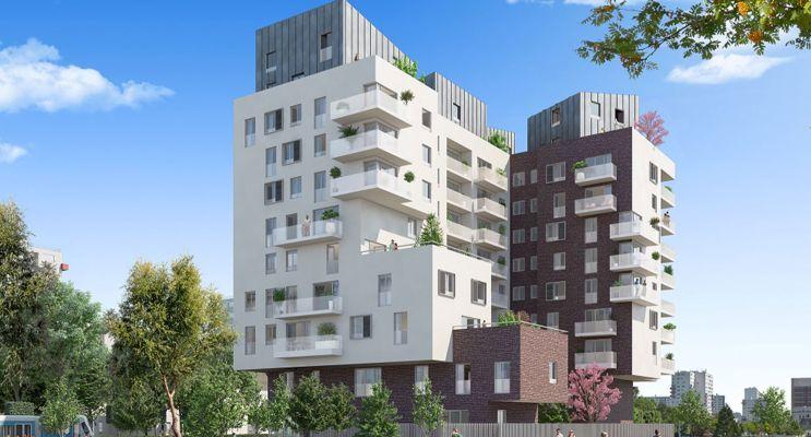 Photo du Résidence « Panorama » programme immobilier neuf en Loi Pinel à La Courneuve