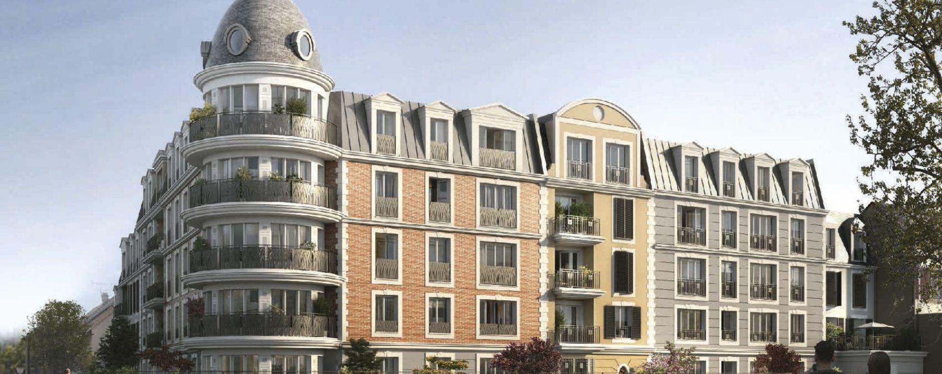Le Blanc-Mesnil : programme immobilier neuve « 205 Parc »