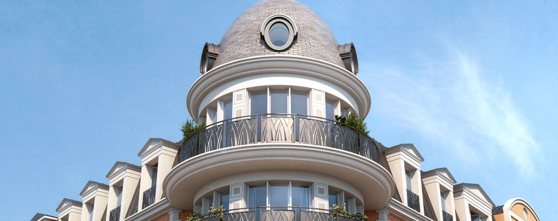 Le Blanc-Mesnil : programme immobilier neuve « 205 Parc » (4)