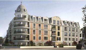 Photo du Résidence « 205 Parc » programme immobilier neuf en Loi Pinel à Le Blanc-Mesnil