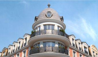 Le Blanc-Mesnil programme immobilier neuve « 205 Parc »  (4)