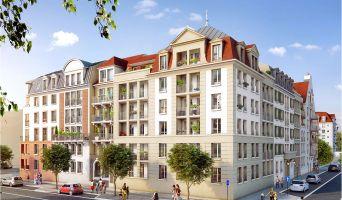 Photo du Résidence « Domaine de la Reine - Le Clos du Prieuré » programme immobilier neuf en Loi Pinel à Le Blanc-Mesnil