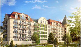 Photo du Résidence « Domaine de la Reine - Princesse Anne » programme immobilier neuf à Le Blanc-Mesnil