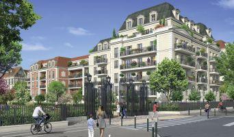 Photo du Résidence « Jardins des Orfèvres » programme immobilier neuf en Loi Pinel à Le Blanc-Mesnil