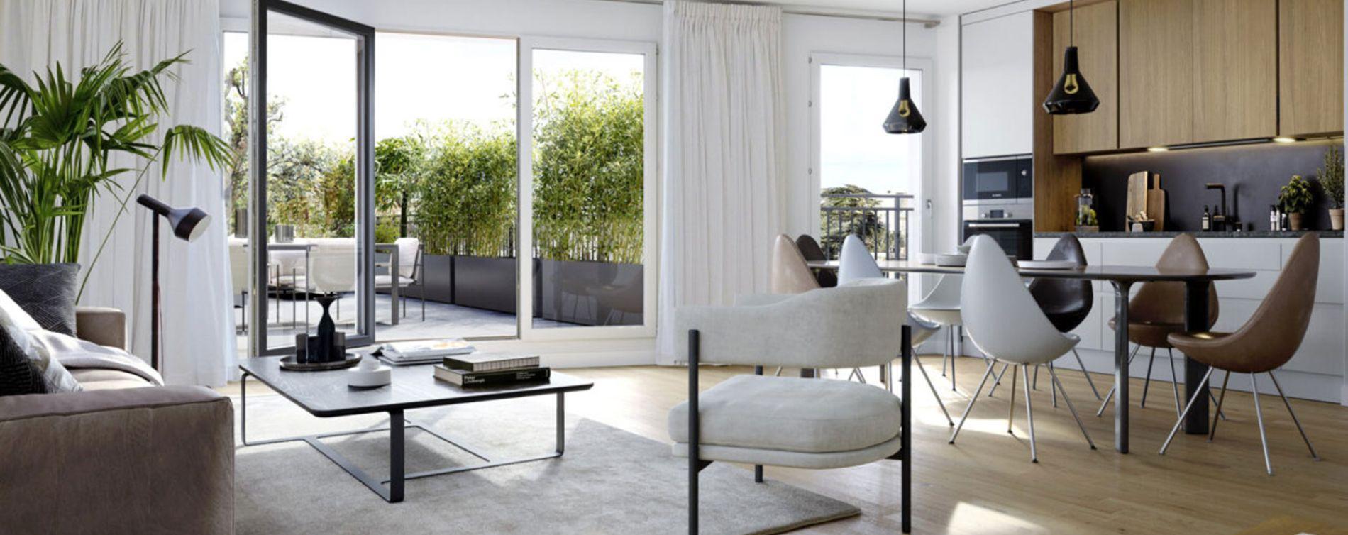Le Blanc-Mesnil : programme immobilier neuve « Programme immobilier n°219042 » en Loi Pinel (5)
