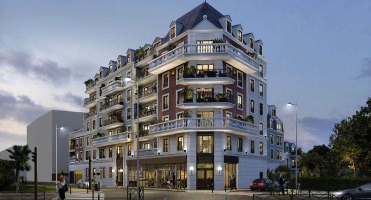 Le Blanc-Mesnil programme immobilier neuf «  n°219042 » en Loi Pinel