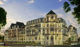 Résidence « Le Castelin » programme immobilier neuf en Loi Pinel à Le Blanc-Mesnil n°2
