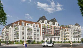 Résidence « Le Castelin » programme immobilier neuf en Loi Pinel à Le Blanc-Mesnil n°3