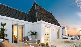 Résidence « Le Castelin » programme immobilier neuf en Loi Pinel à Le Blanc-Mesnil n°4