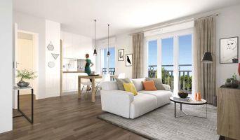 Résidence « Le Castelin » programme immobilier neuf en Loi Pinel à Le Blanc-Mesnil n°5