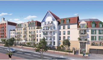 Photo du Résidence « Le Chemin de Saint Jacques » programme immobilier neuf en Loi Pinel à Le Blanc-Mesnil